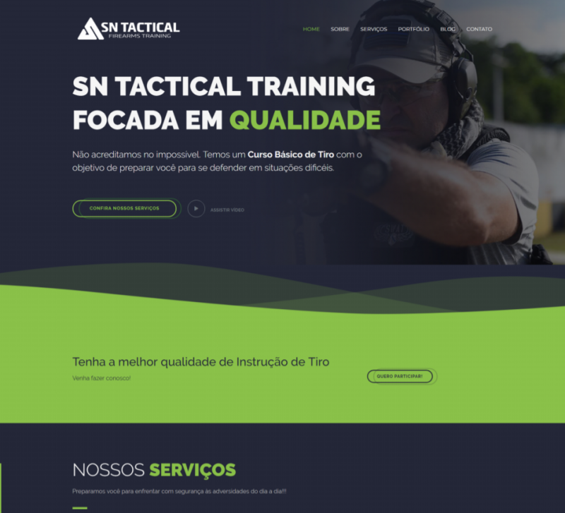 SN Tactical Training